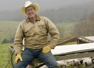 'Slate' Criticizes the 'Home-Cooked Family Dinner': Joel Salatin Responds