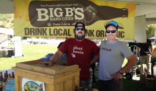 Big B's Organic Juices and Hard Ciders