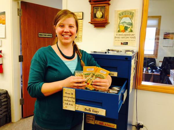 Local Motion: Seed Libraries, Seed Saving
