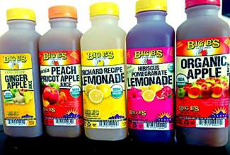 Delicious Orchards juices