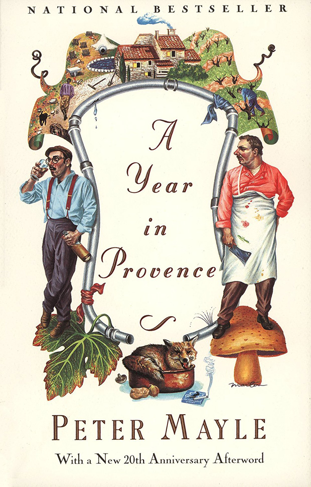 A Year In Provence image
