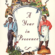 A Year in Provence – Jan 10