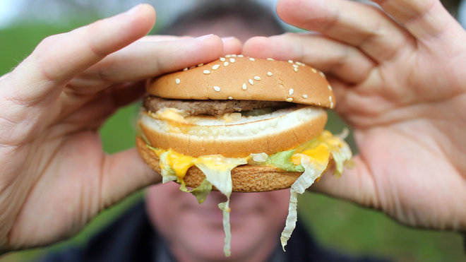 A Bad Diet Could Harm Health More Than Booze, Drugs and Tobacco