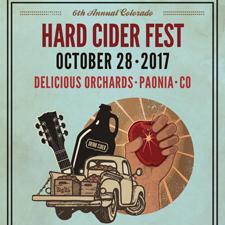 6th Annual Colorado Hard Cider Festival – Oct 28