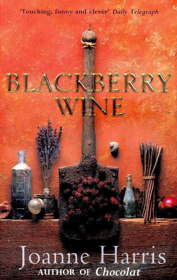 Blackberry Wine image
