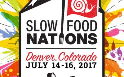 Slow Food Nations 2017 Recap