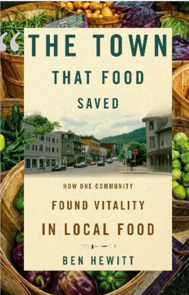 Town That Saved Food image