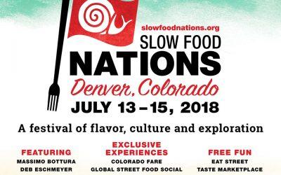 Slow Food Nations 2018 Recap